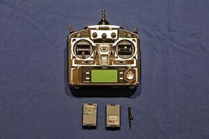 Futaba T9CB Super PCM 35 & 40 MHz 9 channel radio control transmitter