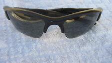 Oakley Men's Flak Jacket XLJ Sunglasses - Jet Black Frames Black Lenses