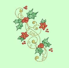 CHRISTMAS MELODY 2  - 20 MACHINE EMBROIDERY DESIGNS