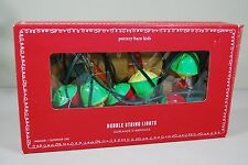Pottery Barn Kids Pbk - Bubble String Lights - Christmas Tree Decoration