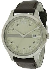 Armani Exchange Leather Mens Watch AX2100