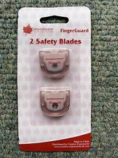 Woodware Twin Pack of Replacement Straight Blades for T800 Trimmer