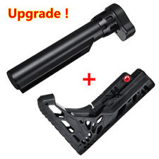 Upgrade Metal Buffer Tube+Pro Nylon Stock Kit Gel Gun Blaster Jinming M4A1 Gen8