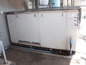 INGERSOLL RAND SSR-EP100/50 Rotary Screw Air Compressor 439CFM 100HP 74.57kW