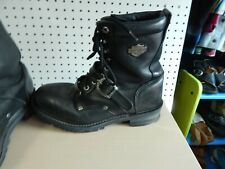 Harley-Davidson Men's Faded Glory Motorcycle Boots - stock # 91003 - size 9