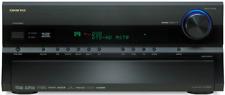 Onkyo TX SR806 7.1 Channel 300 Watt Home Theater Receiver w/Rmt Manuals Cord