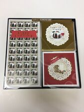 Hallmark friable Noël Carte de conception multi case 18 cartes 11403147