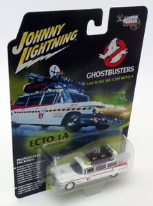 Johnny Lightning 1/64 Scale JLSS004 - 1959 Cadillac Ecto 1A - Ghostbusters