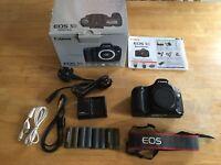 Canon EOS 5D 12.8MP Full Frame Digital SLR Camera - Black mk I