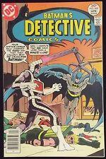 DETECTIVE COMICS #468 VF/NM MARSHALL ROGERS ART