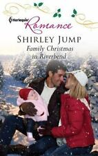 PAPERBACK Family Christmas In Riverbed LOVE ROMANCE DRAMA Fiction NOVEL BOOK