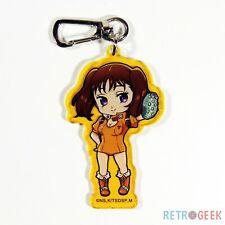 Strap Diane The Seven Deadly Sins Keychain [JAP] Anime Manga GC