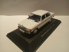 MERCEDES BENZ W123  1/43 very good detailed model