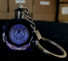 PSG officials 3D LED CRYSTAL KEYRING  Multicolour with giftbox