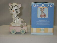 Precious Moments Birthday Train Age 16 (Porcelain) (142036)  NIB