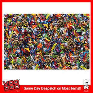 Dc comic sticker bomb vinyl sheet @ 1.4m X 850mm DRIFT/BATMAN/MARVEL/WRAP/DUB/VW