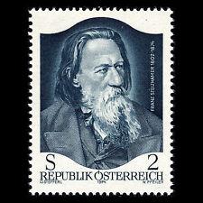 Austria 1974 - 100th Anniversary of the Death of Franz Stelzhamer - Sc 998 MNH