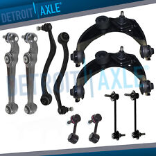 FWD 10-12 Ford Fusion Milan for Front Upper Lower Control Arm Rear Sway Bar Kit