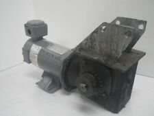 33-2013Z102 PM933AT-B Boston motor 1750 RPM 1/3HP 90VDC 5/8IN Shaft -Used Tested