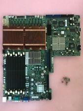 SuperMicro X7DWU w2 x L5410 CPUs LGA 771/Socket J Server Xeon Motherboard