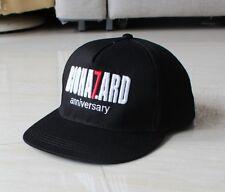 Resident Evil Biohazard Bioha7 ARD Hip-hop Snapback Hat Black Baseball Cap
