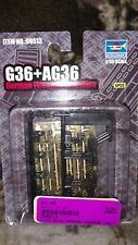 Trumpeter 1/35 G36+Ag36 German Firearms Selection #00513 New Sealed