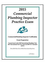 2015 ICC Commercial Plbg Inspector Practice Exam on USB Flash Drive