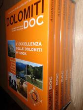 OPERA COMPLETA CAJA CAJA 5 DVD DOLOMITAS DOC DOCUMENTAL DOLOMITAS BELLUNO