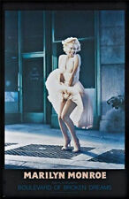 MARILYN MONROE POSTER (61x91cm) BOULEVARDE OF BROKEN DREAMS PICTURE PRINT NEW
