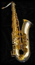 RAMPONE & CAZZANI Tenor Saxophone - R1 Jazz in GOLD and SILVER - Brand New !!