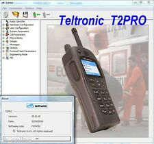 T2PRO Programming software for TELTRONIC Tetra Radio