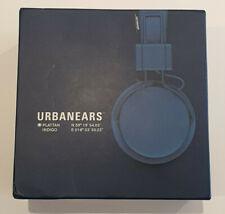 Urbanears Plattan 2011 Indigo Headphones Microphone 3.5mm Jack