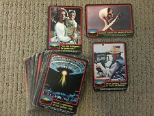 Close Encounters of the Third Kind 1978 Topps Trading Cards - lot of 53 for sale