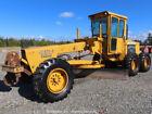 John Deere 570A Motor Grader 12' Blade Cab Front Scarifier Tractor bidadoo
