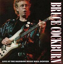 Bruce Cockburn - Live At The Rainbow Music Hall, Denver (2015)  2CD  NEW/SEALED