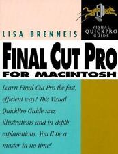 Final Cut Pro For Macintosh by Brenneis, Lisa