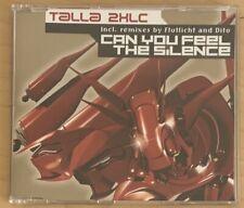 Talla 2XLC - Can You Feel The Silence (2002) 5 Titel Dito, Flutlicht Remixes