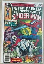 PETER PARKER THE SPECTACULAR SPIDER-MAN #25 (1979) FIRST APPEARANCE OF CARRION