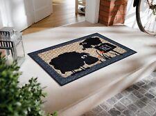 Gertrud & Elsbeth 50 x 75 cm Fußmatte wash+dry cats on appletrees