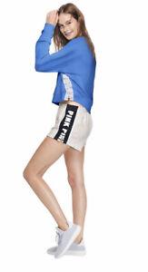 Victoria's Secret PINK Collegiate Short ~ Size: Small