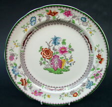 Copeland / Spode Chinese Rose Pattern Lg Size Dinner Plates 26.6cm - Look in VGC