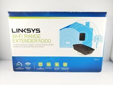 Linksys N300 WIFI Range Extender (RE1000)