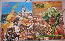 FACCETTA NERA Soldati italiani alla conquista dell'Impero Testimonianze Africa