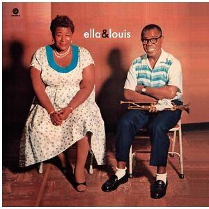 Ella Fitzgerald - Ella Fitzgerald & Louis Armstrong [New Vinyl LP] 180 Gram