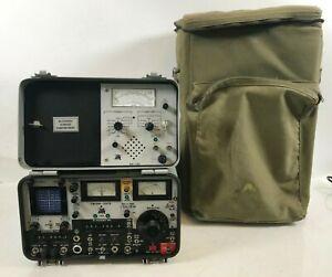 Aeroflex-IFR 1100s FM/AM Communication Service Monitor Spectrum Analyzer