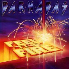 Feel The Fire - Barnabas (2017, CD NEU)