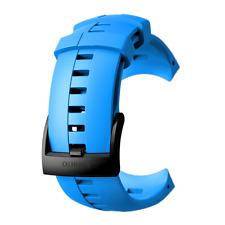 Suunto Spartan Sport Wrist HR Blue silicone Watch Band strap SS022932000