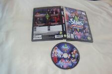 SIMS 3 LATE NIGHT PC / MAC Disc Art Case Good To Very Good Has Code No Manual