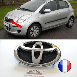 Toyota Yaris NCP9# 2005-2011 Logo de calandre Emblème 7531152140 75311-52140