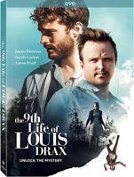 The 9th Life of Louis Drax [New DVD]